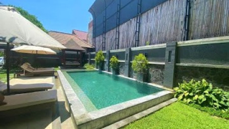 Villa Freehold Walk in Distance To The  beach canggu
