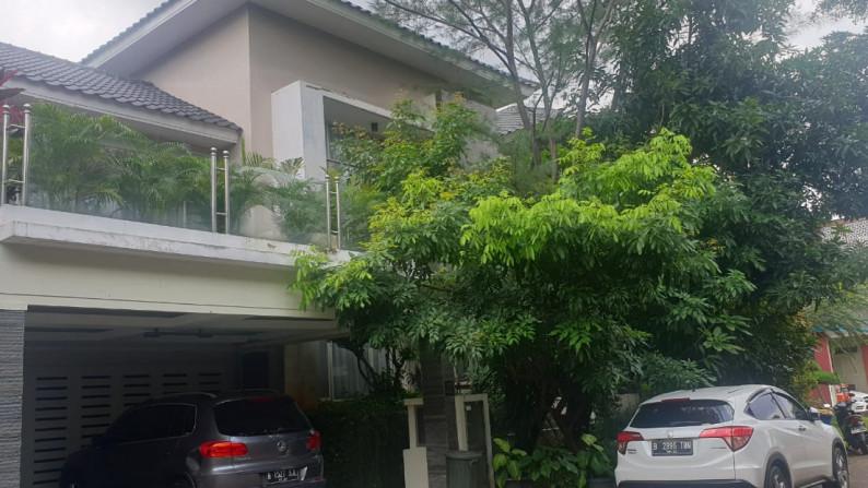 Rumah Bagus Di Kebayoran Garden, Bintaro Jaya