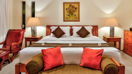 Freehold Villa Resort Beyond Canggu 10 minutes to the beach
