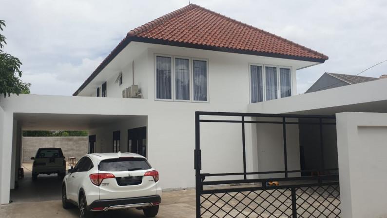 Dijual Rumah Bagus Di Komp Bangun Lestari, Ciputat Tangerang Selatan
