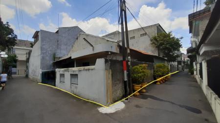 Rumah Jl Rambutan Barat Cocok untuk kos2an, Luas 396m2