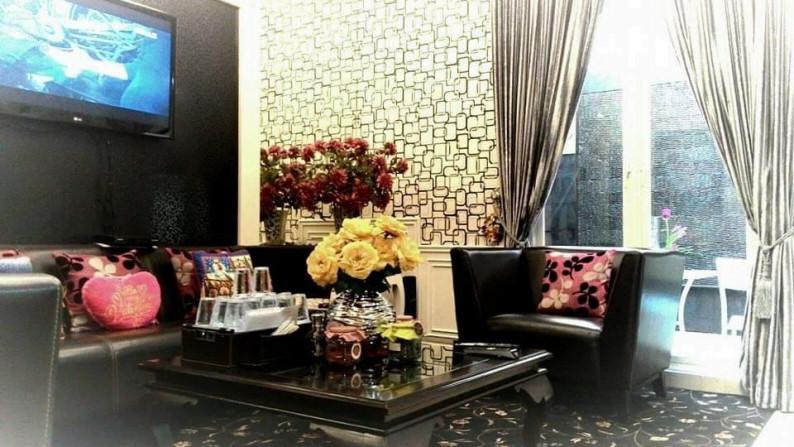 Rumah Exclusive  Grand Orchard Clover Fasilitas Lengkap, Luas 192m2