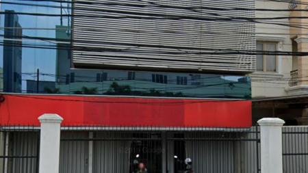 Mini Building terletak di Jalan Strategis di Sunter